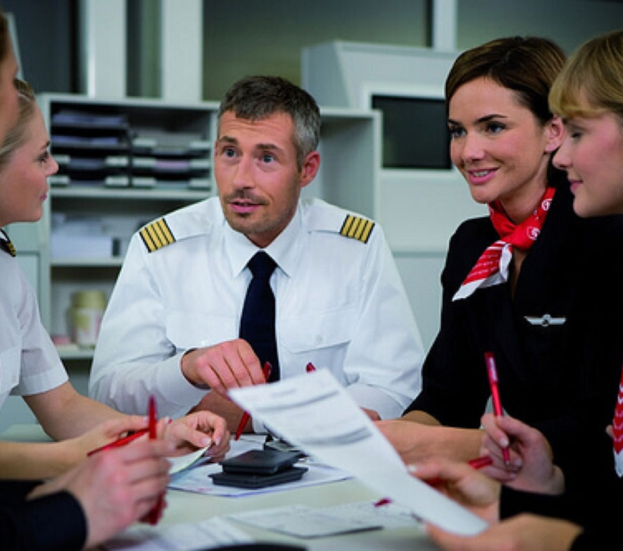 Improve your flight briefing with skybook