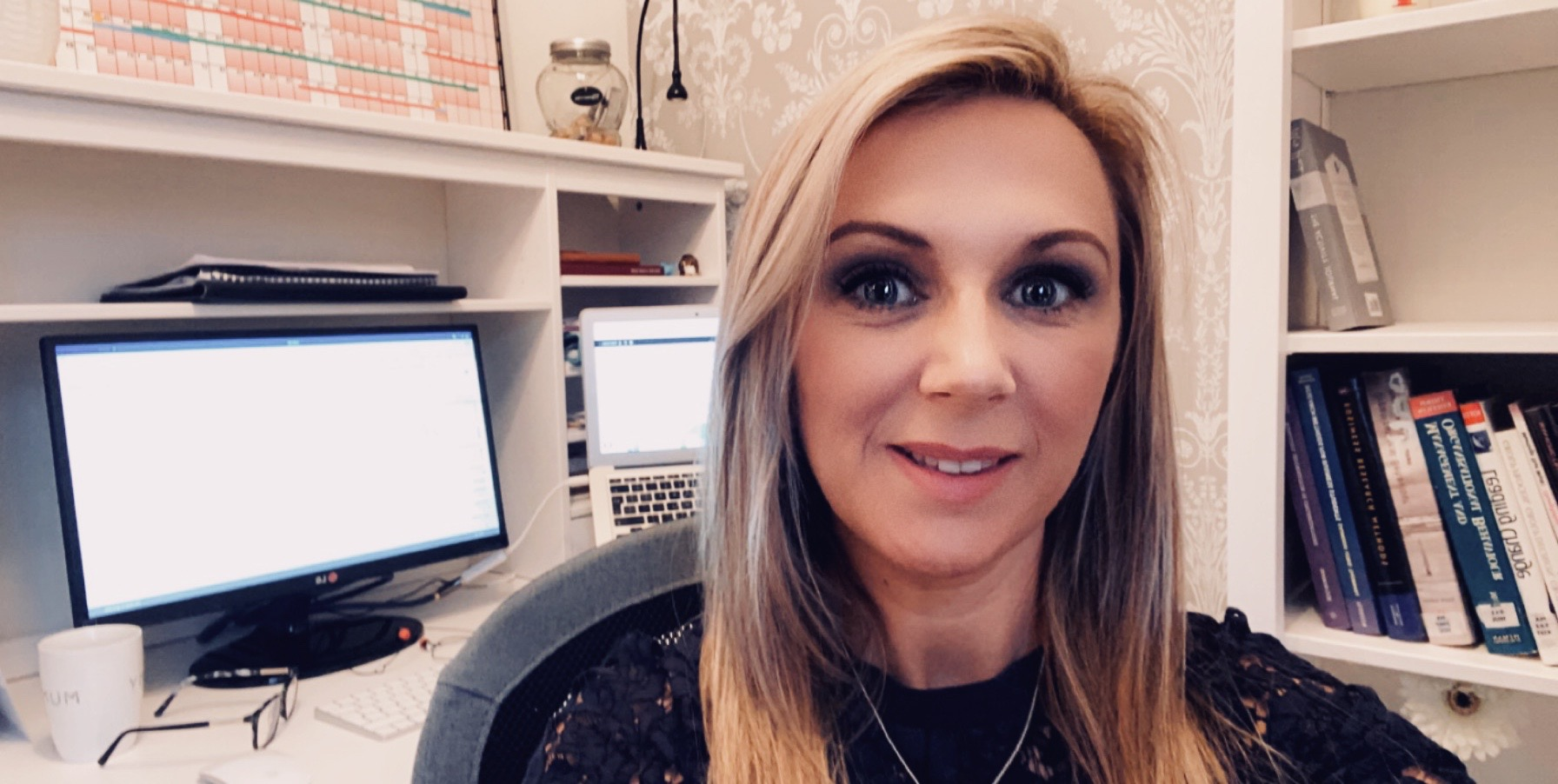 Meet Therisa our HR Manager