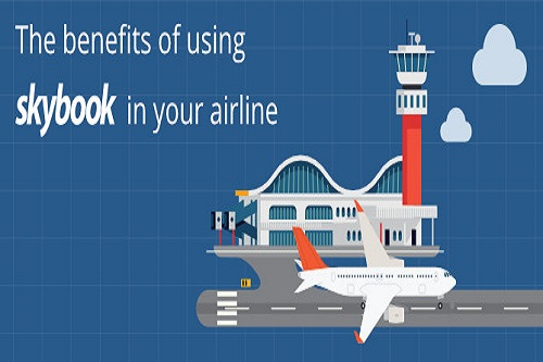 Benefits of using skybook in your airline
