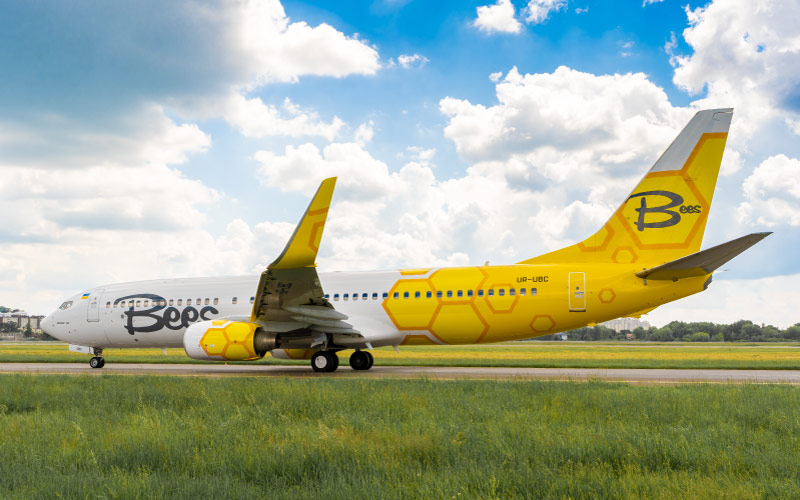 Bees Airline in Ukraine choose skybook flight dispatch software