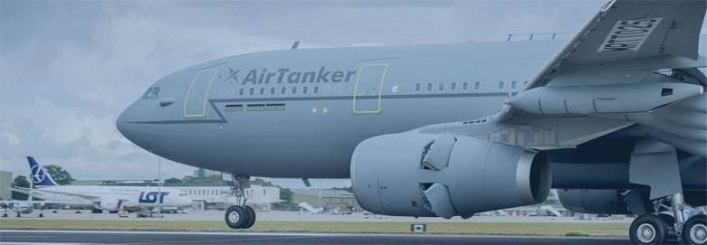 Airtanker now using skybook aviation software