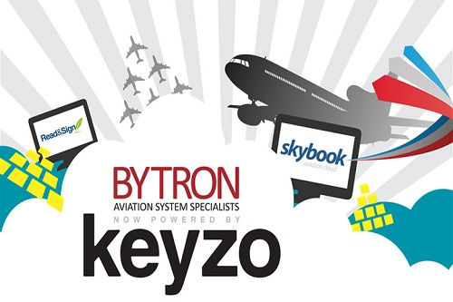 Bytron powered by Keyzo