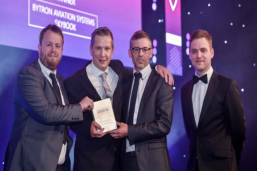 skybook Award Win